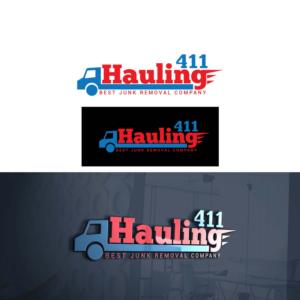 Junk Removal Logo Designs.