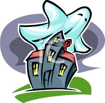 Haunted House Clip Art Pictures.