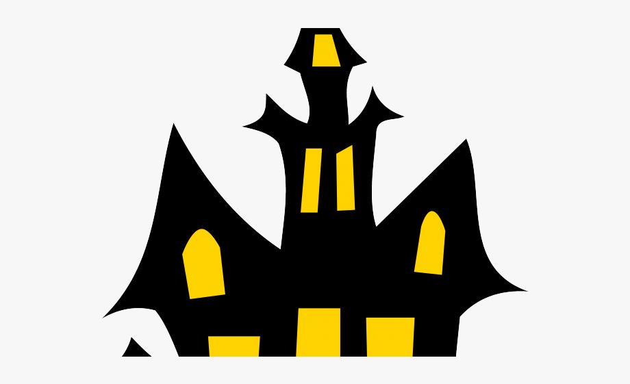 Haunted House Clipart Fun Halloween.