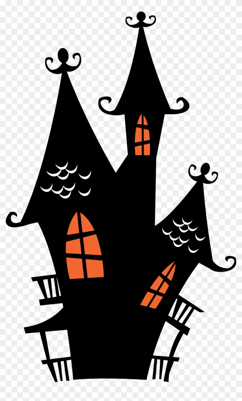 Halloween Clip Art Haunted Houses Clipart Is.