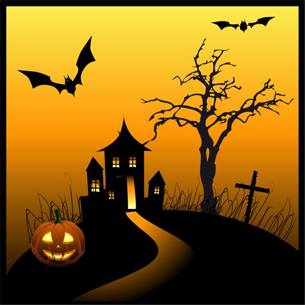 17 Best images about Halloween Graphics on Pinterest.