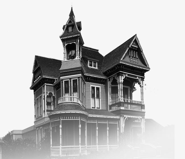 Halloween Haunted House, Halloween Clipa #172546.