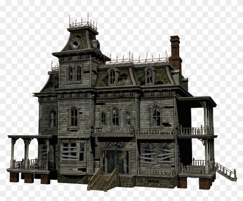 Haunted Mansion Png.