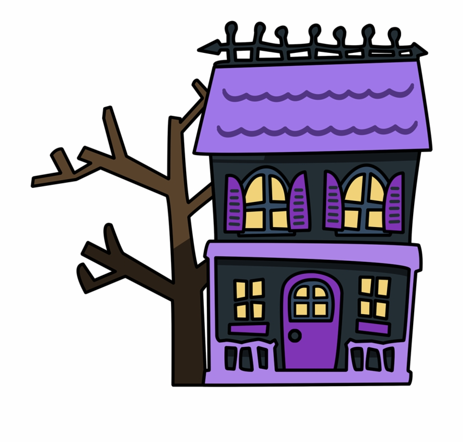 Haunted House Clip Art Haunted Houses Clip Art.
