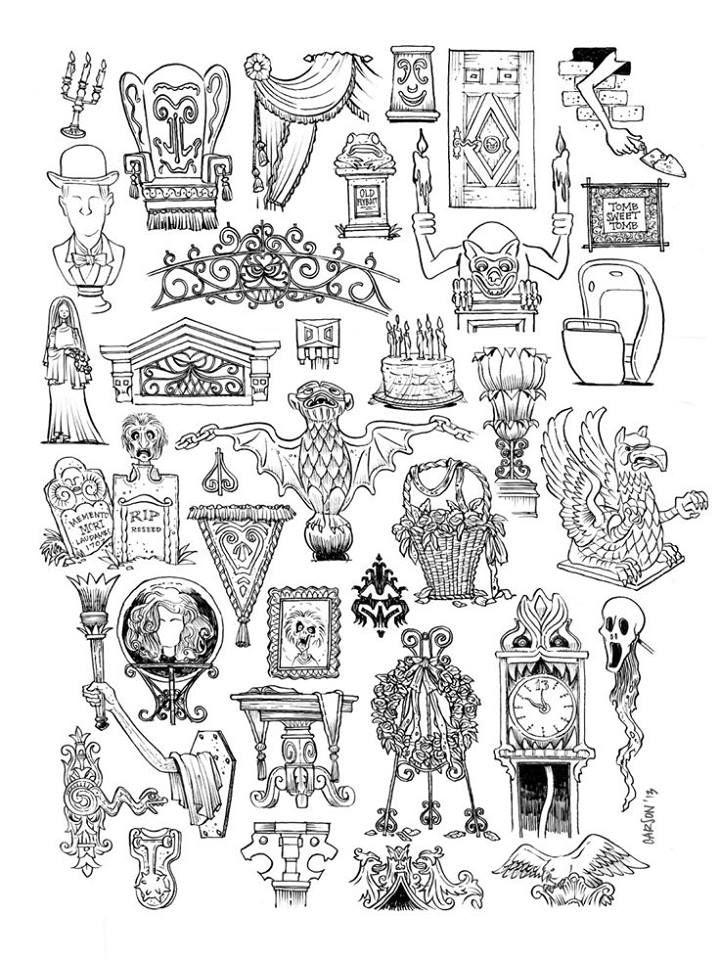 Haunted Mansion Clip Art ….