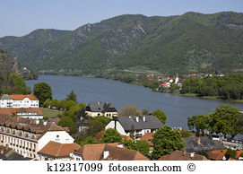 Danube valley Stock Photo Images. 578 danube valley royalty free.