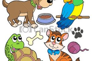 Clipart haustiere 4 » Clipart Station.