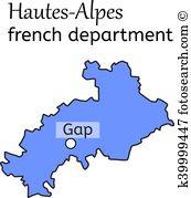 Hautes alpes Clip Art EPS Images. 7 hautes alpes clipart vector.