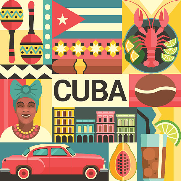 Best Havana Illustrations, Royalty.