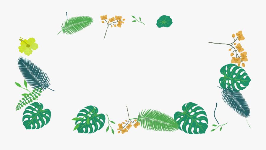 Havana Flowers Clip Art.