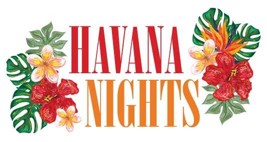Hot Havana Nights.
