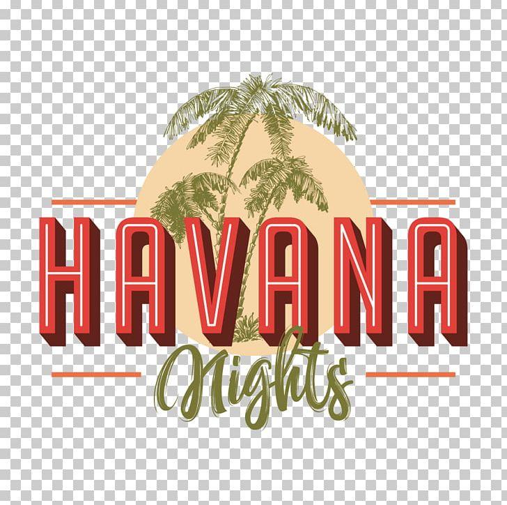 Havana Nights PNG, Clipart, Brand, Logo, Tampa, Text, Tree.