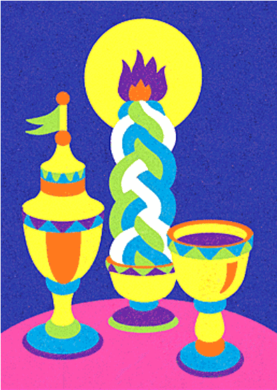 Shabbat Candle Free Coloring Pages Auburn Tigers Logo.