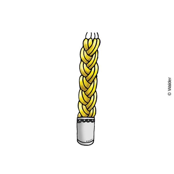 Havdalah Candle Clipart.