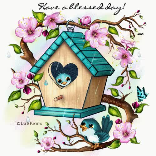 Have A Blessed Day Clipart Best GIF.