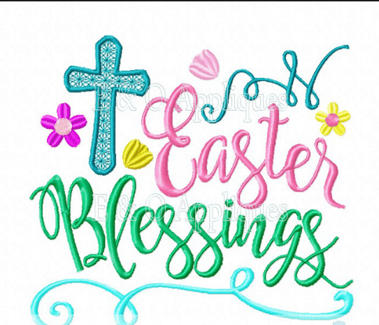 Blessed easter clipart clipart images gallery for free.
