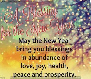 Blessed new year clipart 2 » Clipart Portal.