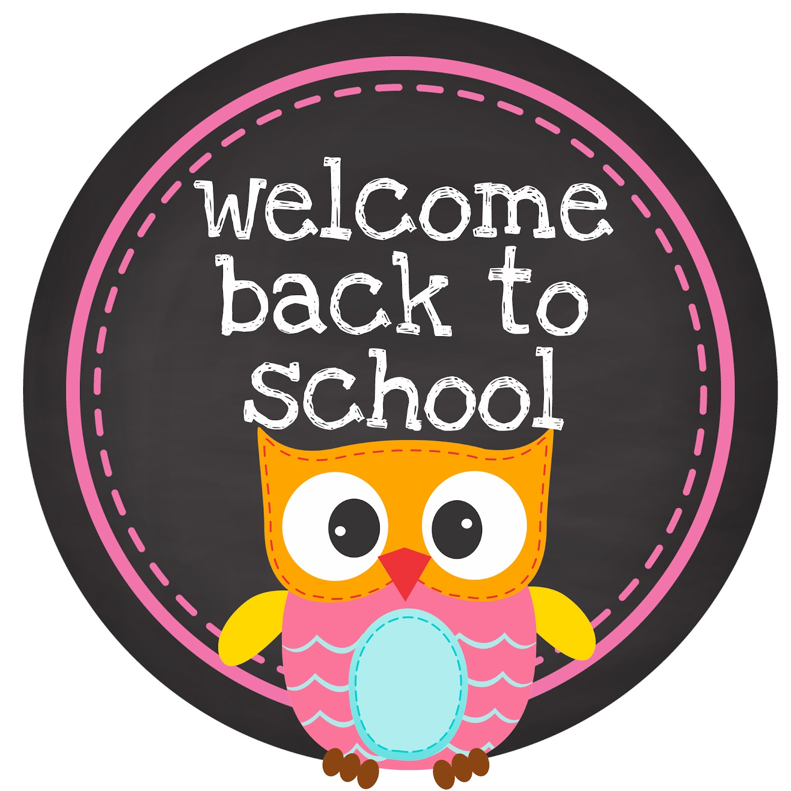 Free Welcome Back To School, Download Free Clip Art, Free.
