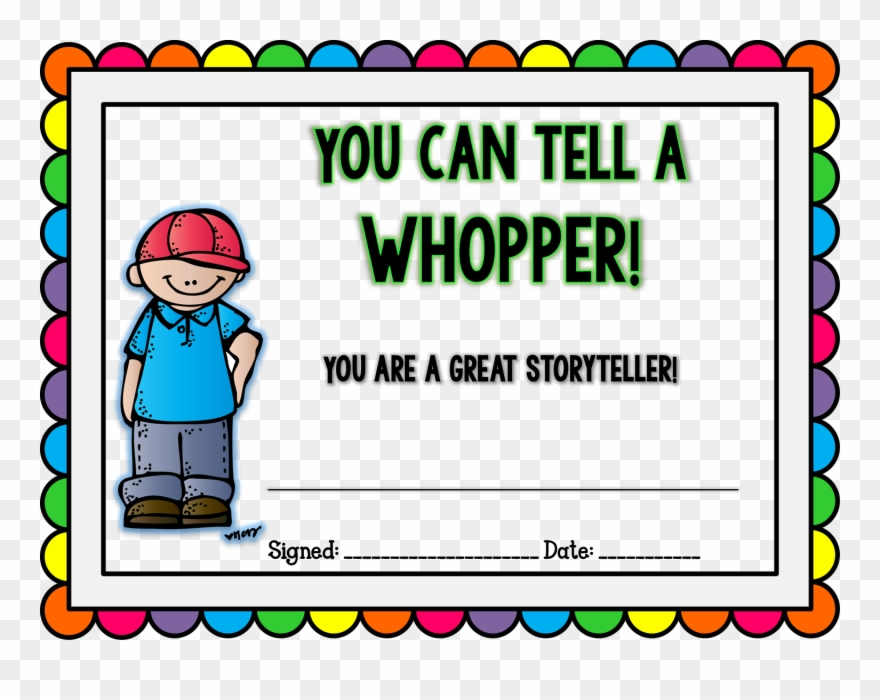 Literacy Clipart End School Year.