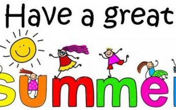 Have A Great Summer Clipart.