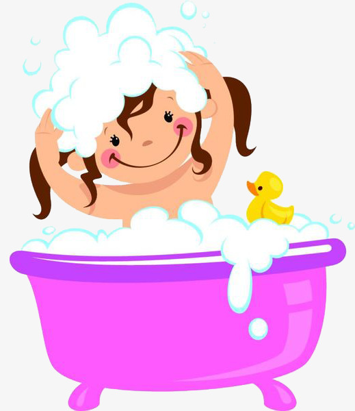 Take a shower clipart 7 » Clipart Station.