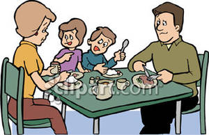Have dinner clipart 5 » Clipart Station.