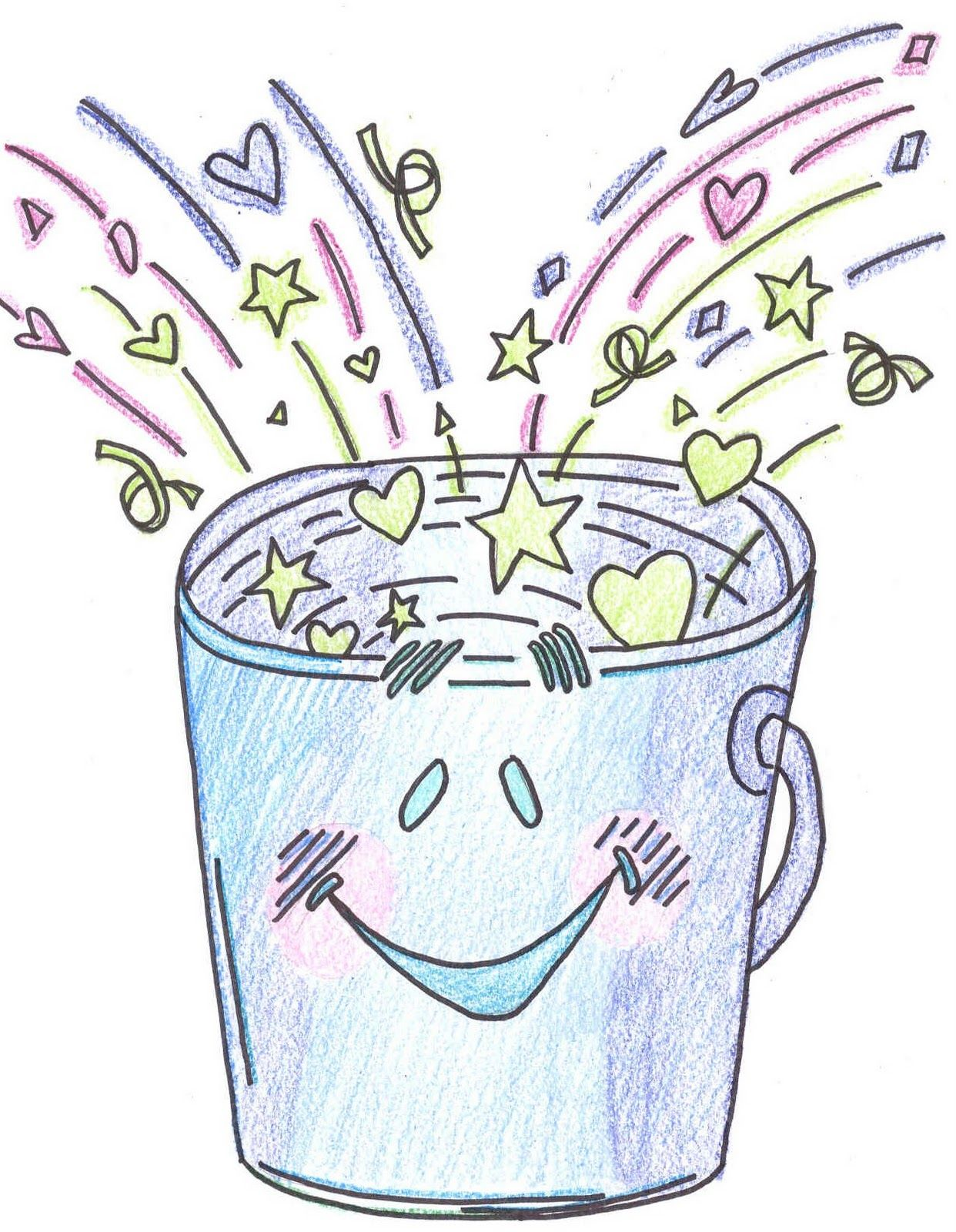 Jessie\'s Resources: Have you filled a bucket today? The.