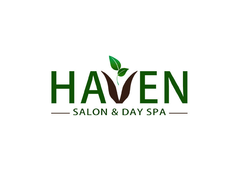 Entry #257 by ataasaid for Haven Salon & Day Spa Logo (AVEDA.