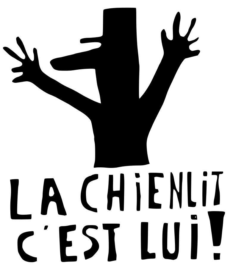 Chienlit (Havoc) large 900pixel clipart, Chienlit (Havoc) design.