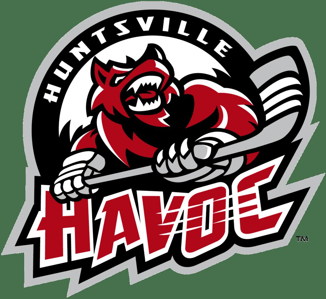 Huntsville Havoc Logo transparent PNG.