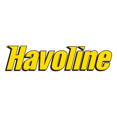 havoline logo company vector png transparent yellow out.