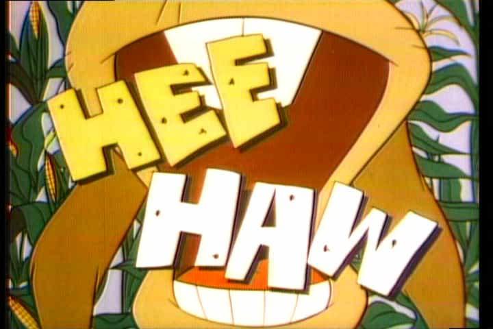 Hee Haw Clip Art.