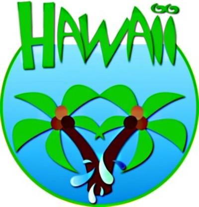 Tropical Free Hawaiian Clip Art, Hawaiian Flower, Hawaiian Luau.
