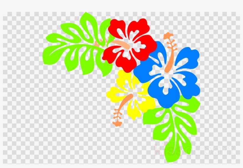 Hawaii Flowers Png Clipart Hawaii Clip Art.