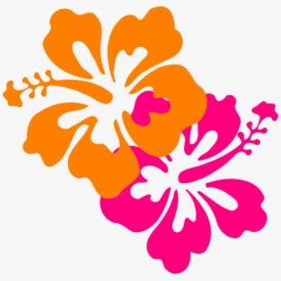 Hawaii Flower Clip Art , Transparent Cartoon, Free Cliparts.