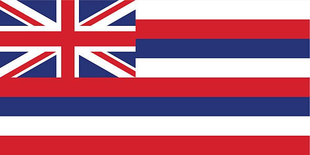 Best Hawaii Flag Illustrations, Royalty.