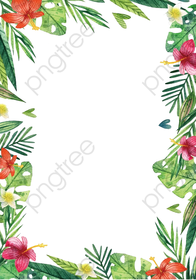Hawaii Flowers And Plants, Plants Clipart, Hand, Flowers PNG.
