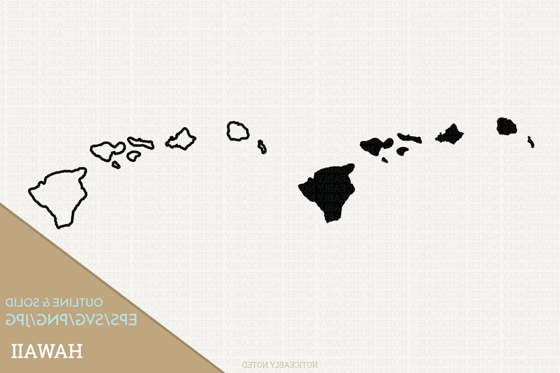 Hawaii Vector State Clipart Hi Clip Art.