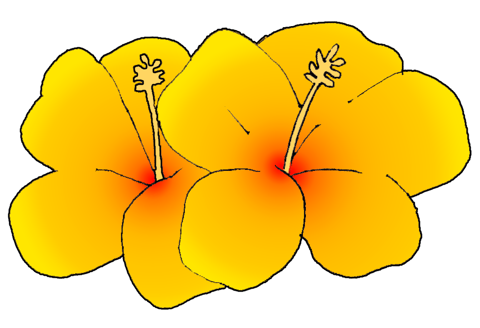 Free Hawaiian Flower Vector, Download Free Clip Art, Free.