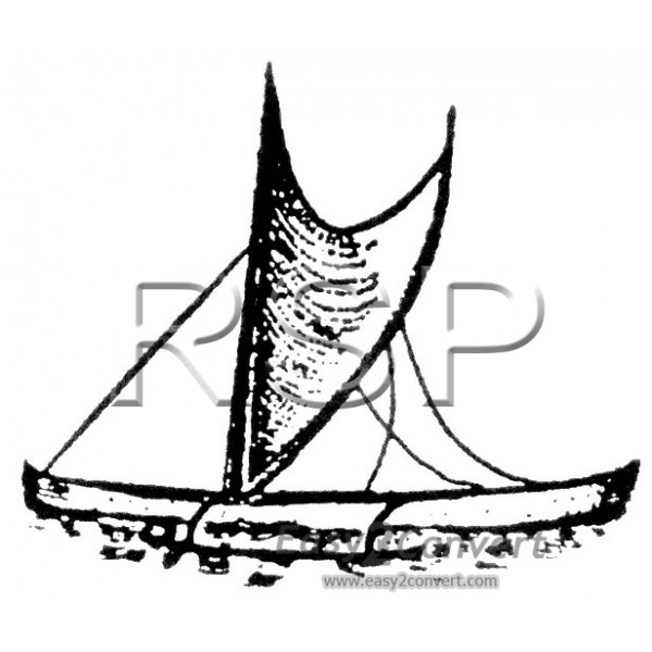 STAMP Outrigger Canoe.