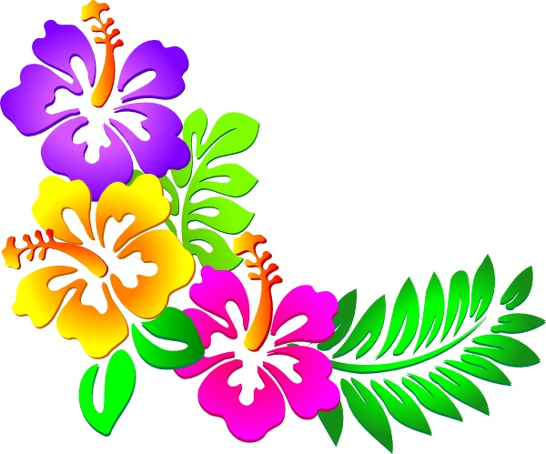 Hawaii Background Clipart.