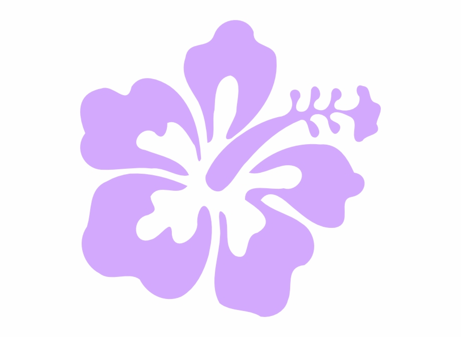 Free Hawaiian Flowers Silhouette, Download Free Clip Art.