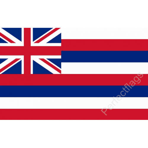 Hawaii Flag.