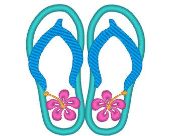 Sandals Cliparts.