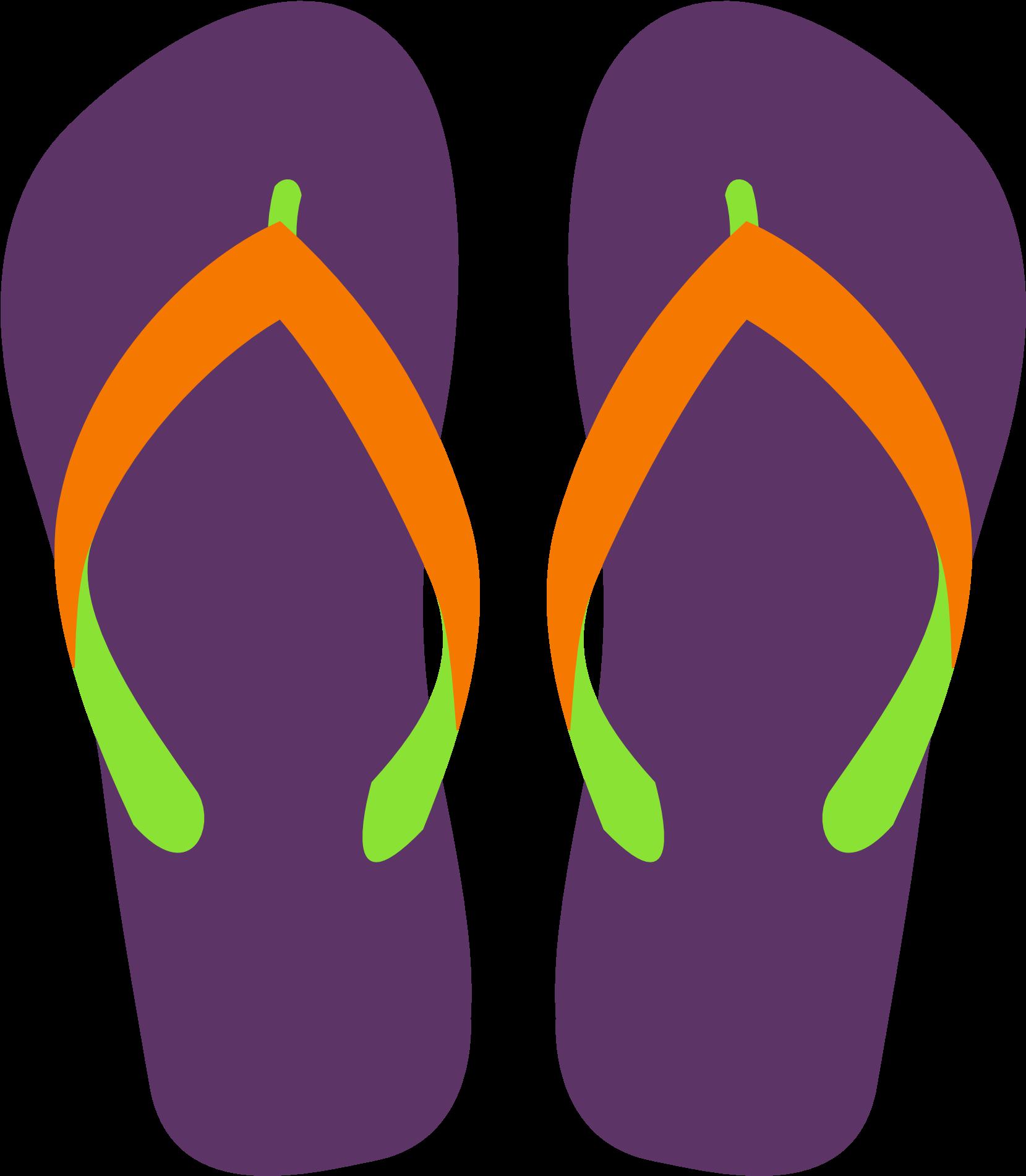 Net Clip Art Havaianas Flip Flops 4 Svg.