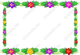 hawaiian flower border clipart 20 free Cliparts | Download ...