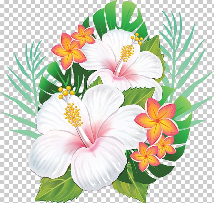 Rosemallows Hawaiian Hibiscus Flower PNG, Clipart, Aloha, Annual.