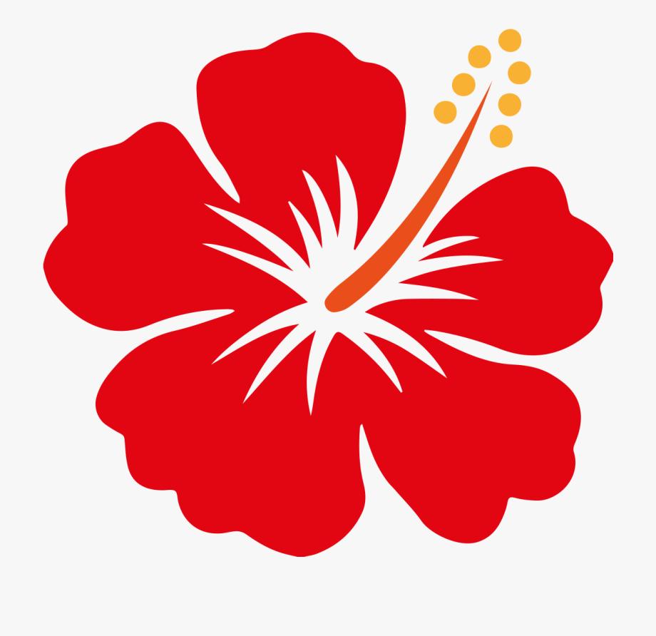 Hibiscus Free Logo.