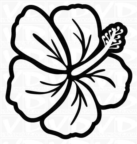 Hawaiian Flower Clip Art Clipart.