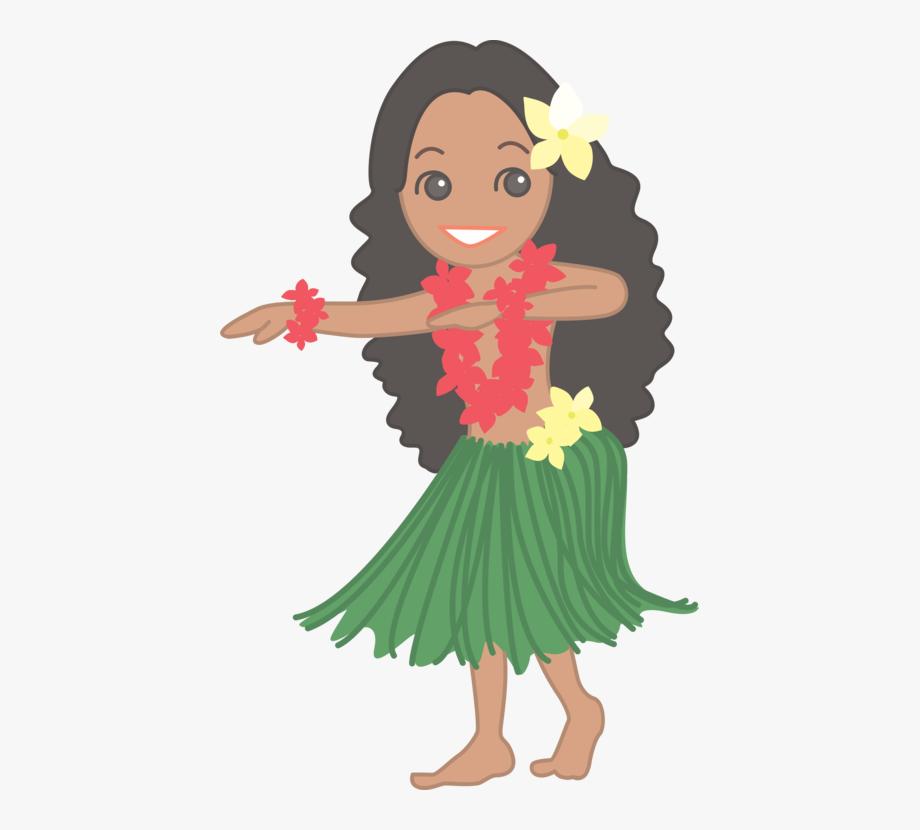 Hula Dance Hawaii Drawing Ukulele Cc0.